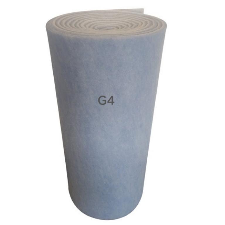 Klip-selv universal filtermåtte - 1x10 meter rulle - Eco-Blue 22mm (G4)