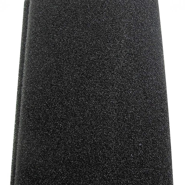 PPI Filter B20 - 15mm  Sort - 1,25 meter bredde
