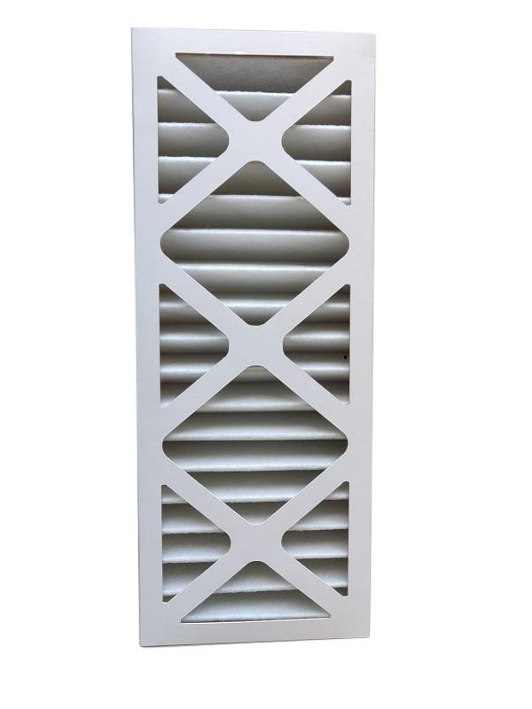 Image of G4 standardfiltersæt til Dantherm HCV 500 (158x410x46)